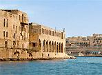 Dans les Rues Escarpées de La Vallette